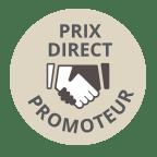 Prix direct promoteurs avec Century 21